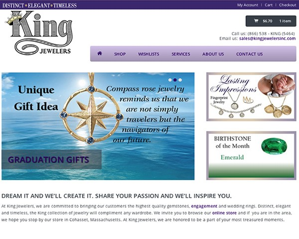 King Jewelers, Inc.