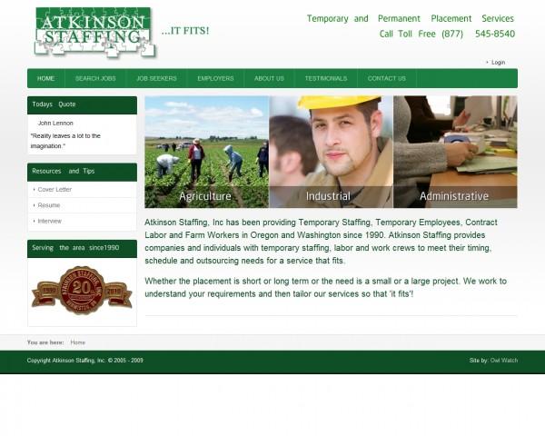 Atkinson Staffing