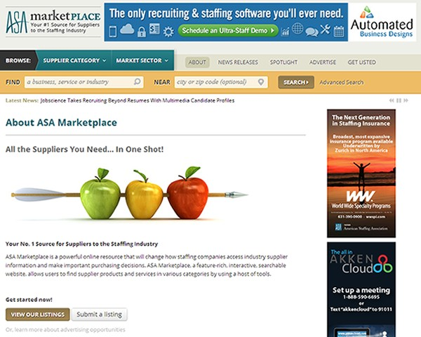 ASA Marketplace