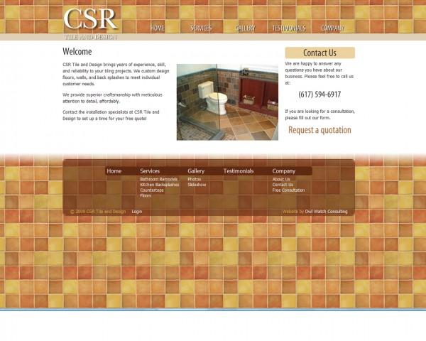 CSR Tile and Design